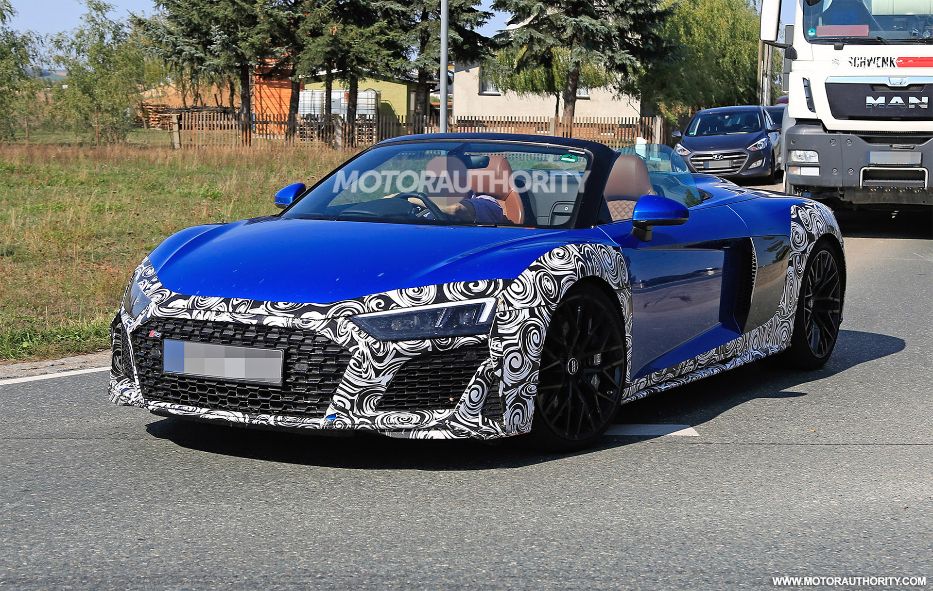 Audi R8 V10 Performance Spyder 2019 Car World